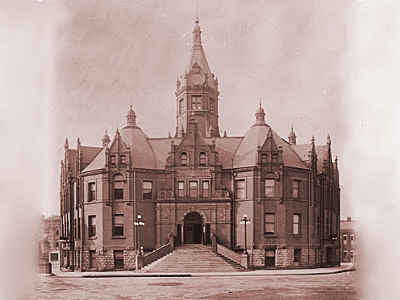 City Hall Built 1898