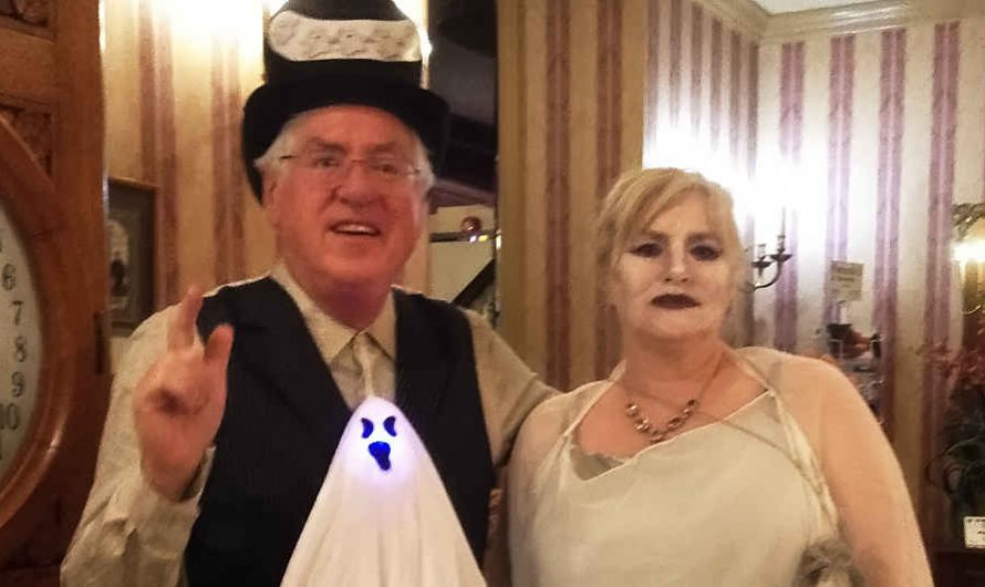 The Ghosts Were Inn – A Spirited Evening Enjoyed By All
