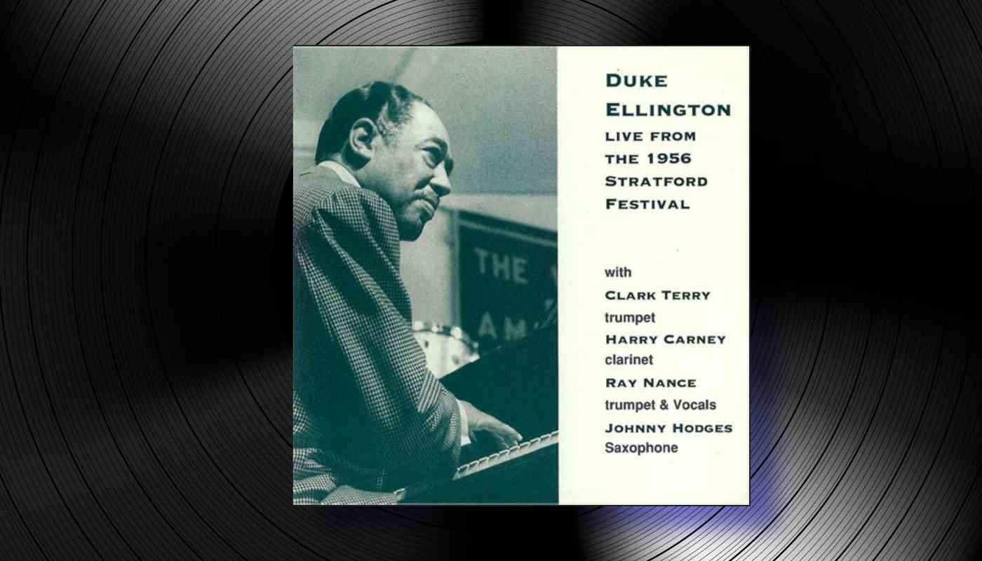 duke ellington stratford 1956