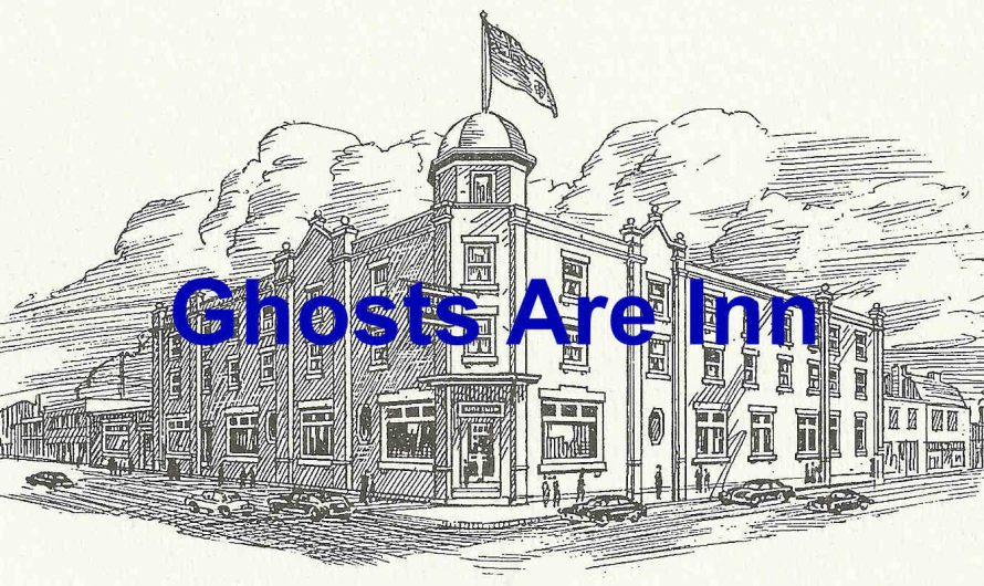 Ghosts Are Inn