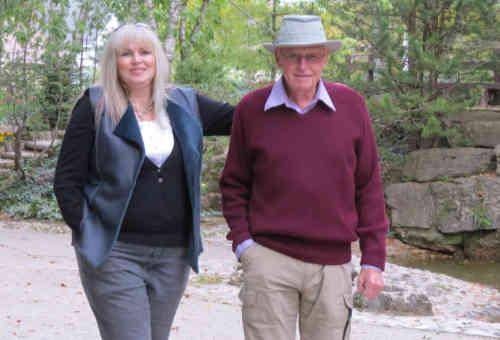 Clive Porter & Jayne Trachsel