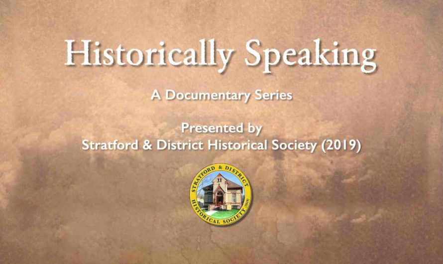 SDHS (2019) Launches Video Documentary Series