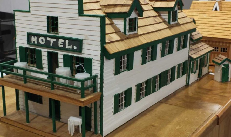 Rostock Village Building Models
