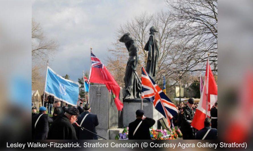 Stratford's Cenotaph