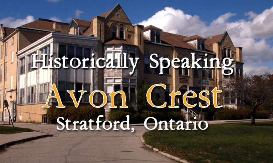 Historically Speaking Video – Avon Crest