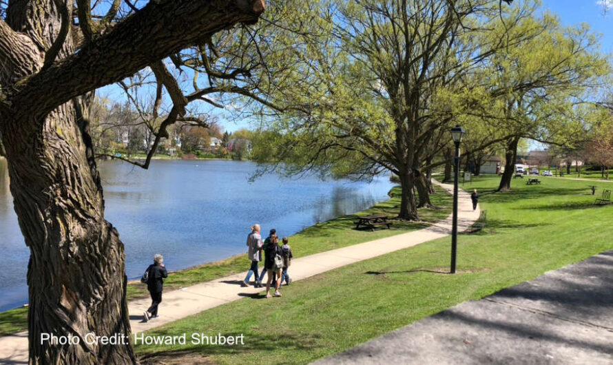 "Dr. Edward Henry Eidt: ""Grandfather"" of the Stratford Parks System"